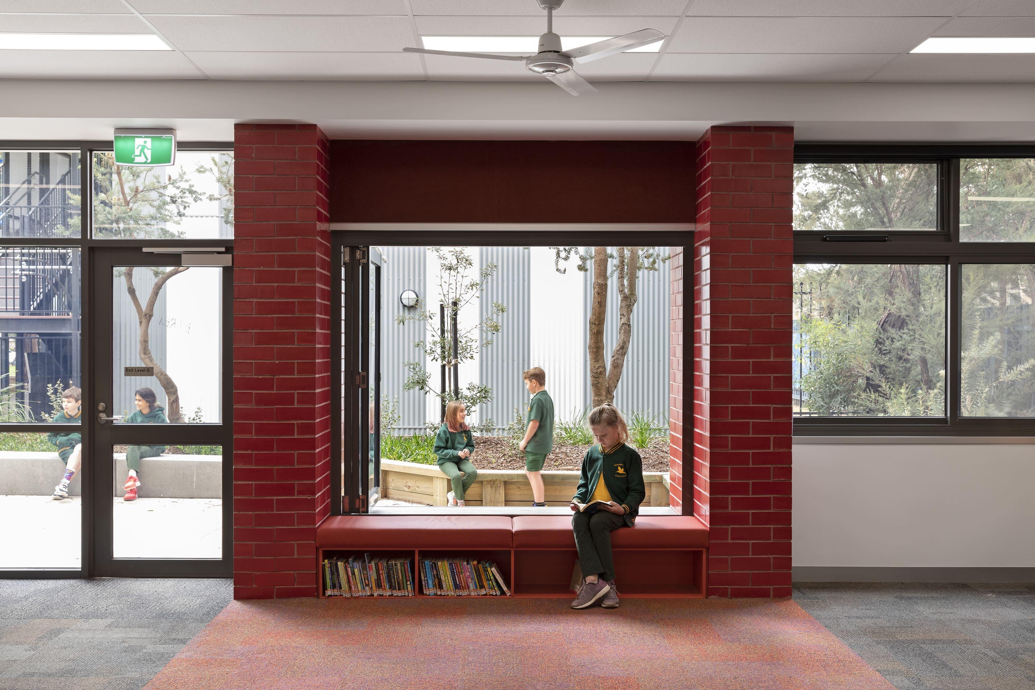 2Construct - Sandringham Primary School 06
