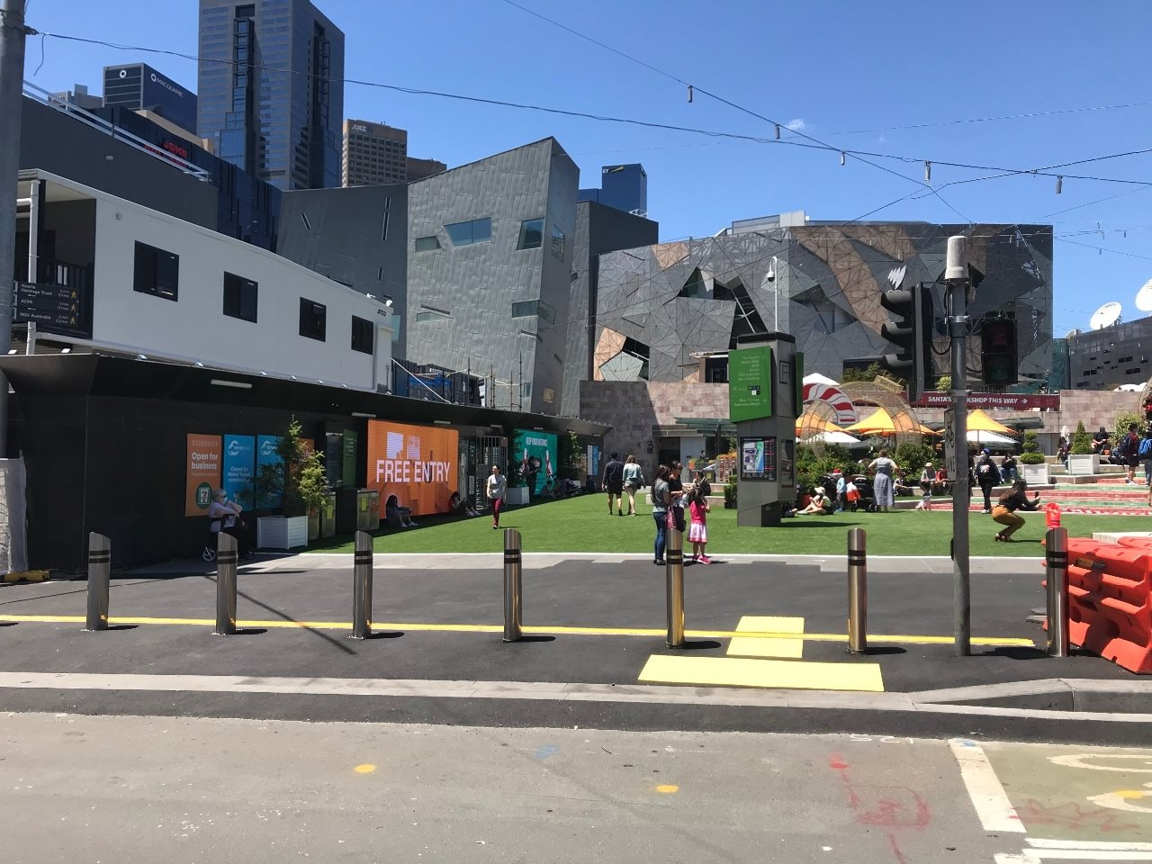 2Construct - Fed Square