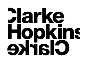 ClarkeHopkinsClarke_Logo_Black_Stacked_border