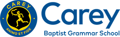 Carey Baptist Grammar School logo