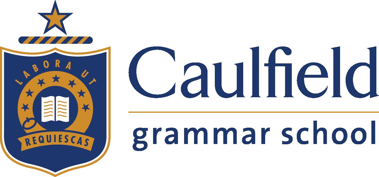 Caufield Grammar School logo