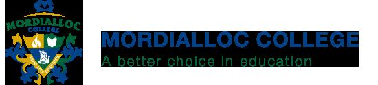 Mordialloc College logo