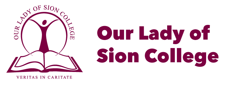 Our Lady of Sion College logo
