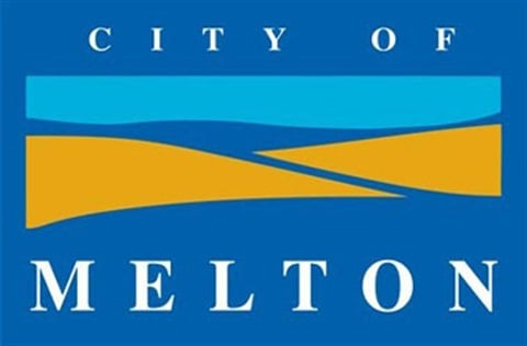 City of Melton logo