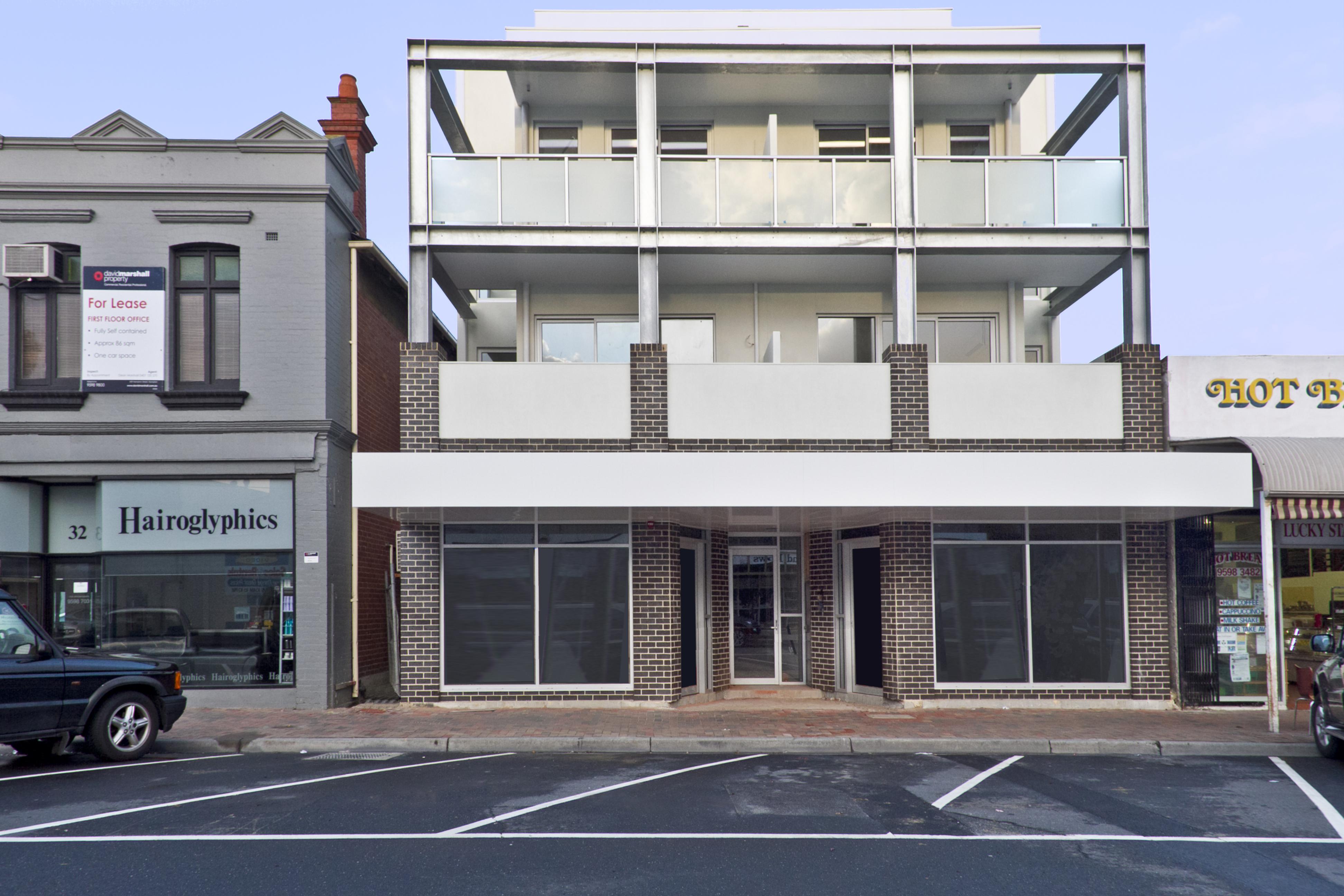 2Construct - Sandringham Retail Apartments 01