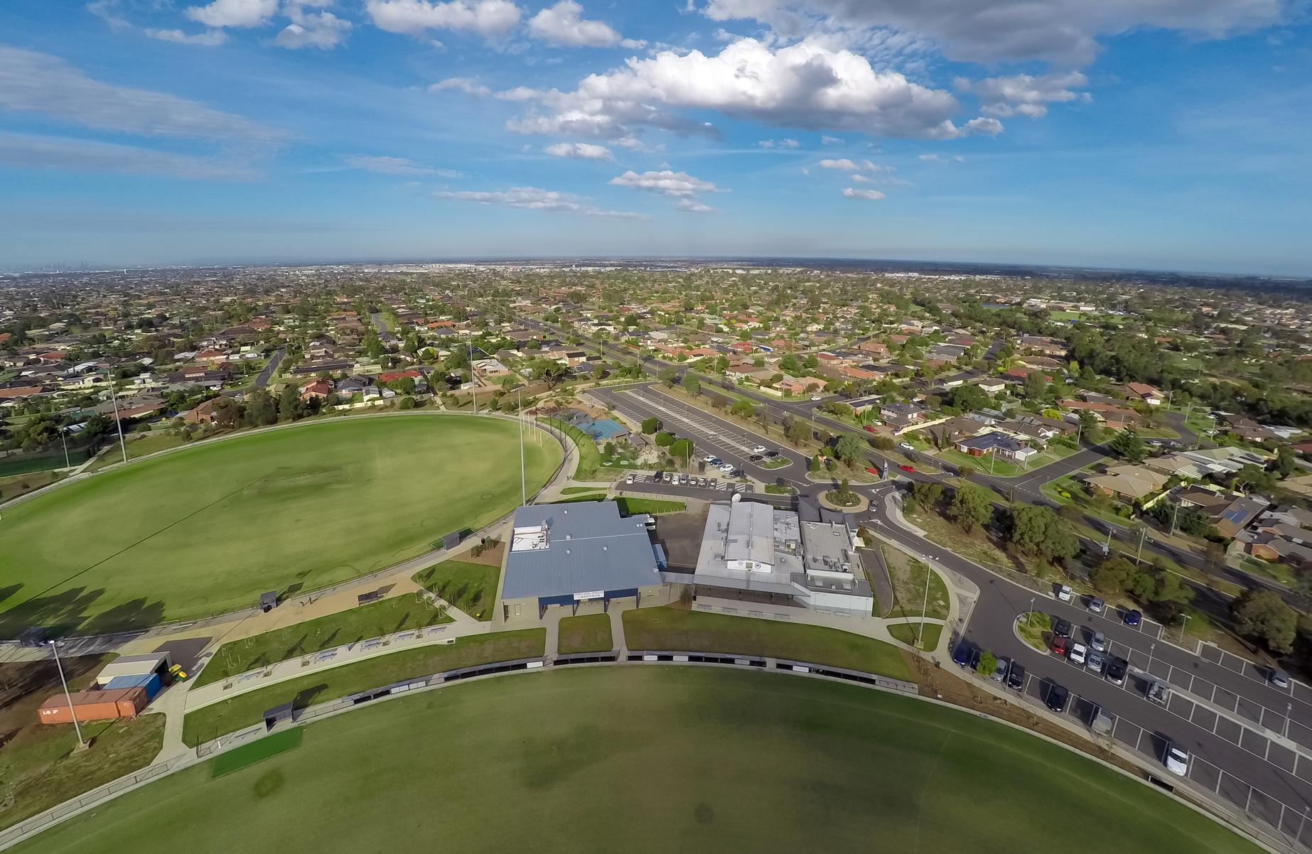 2Construct - Hogans Road Oval 01