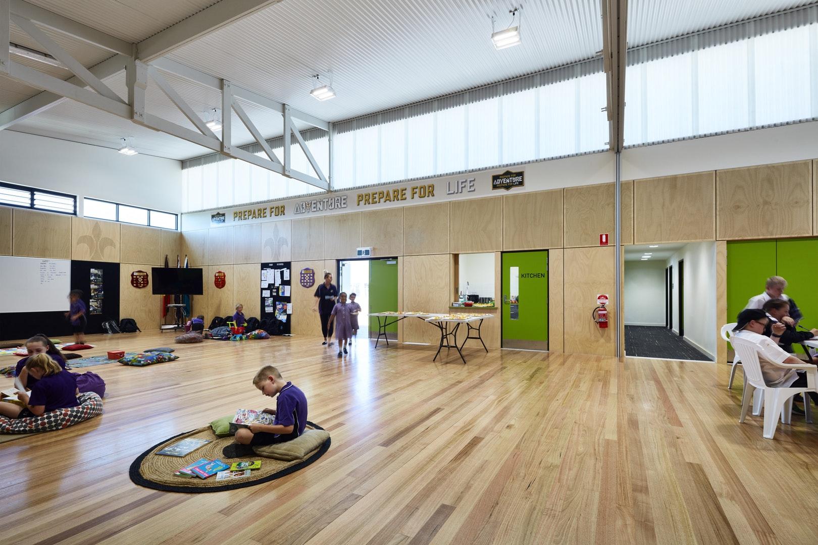 2Construct - Hazel Glen Scout Hall