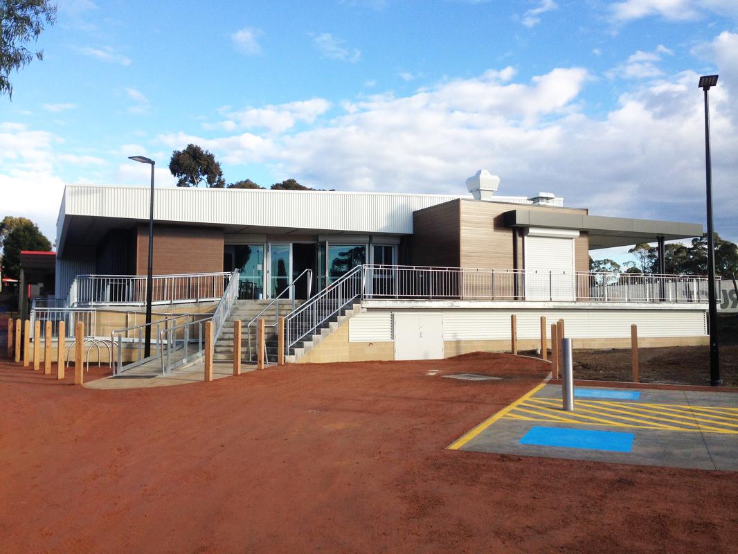 2Construct - Livingstone Pavilion