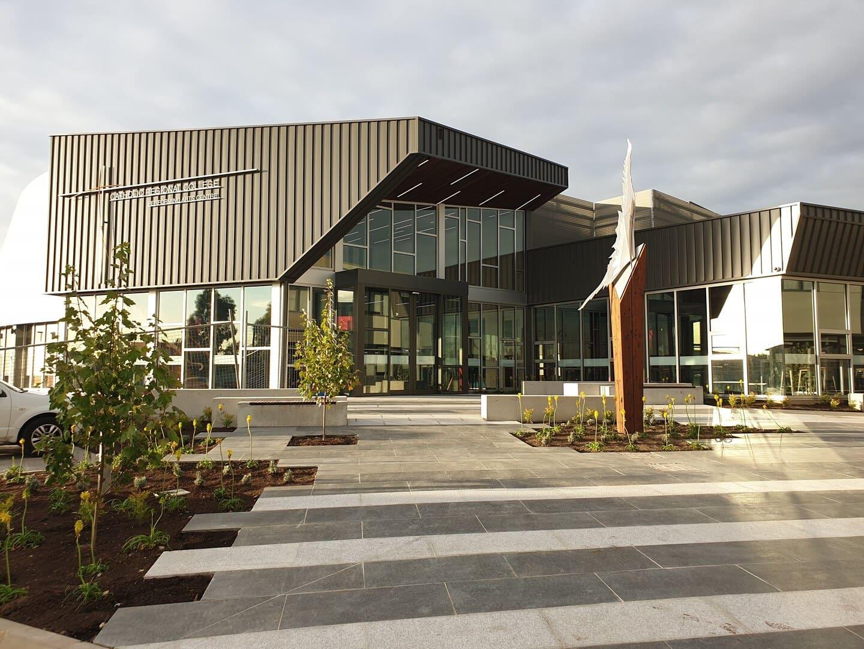 2Construct - Caroline Springs Perfomring Arts Centre 01