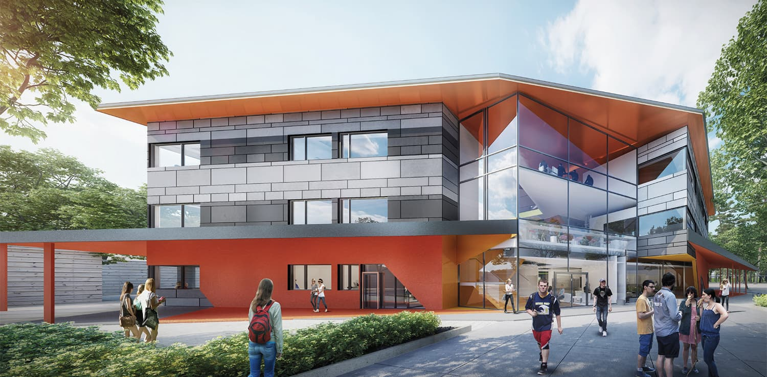 2Construct - Strathmore Secondary College