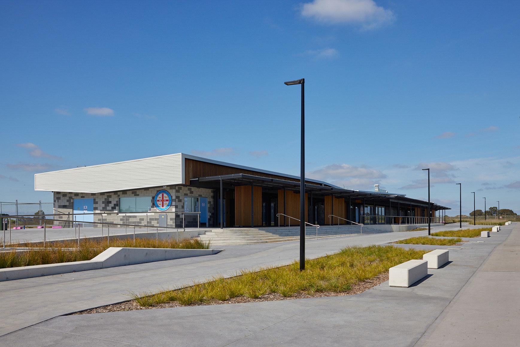 2Construct - Casey Field Pavilion