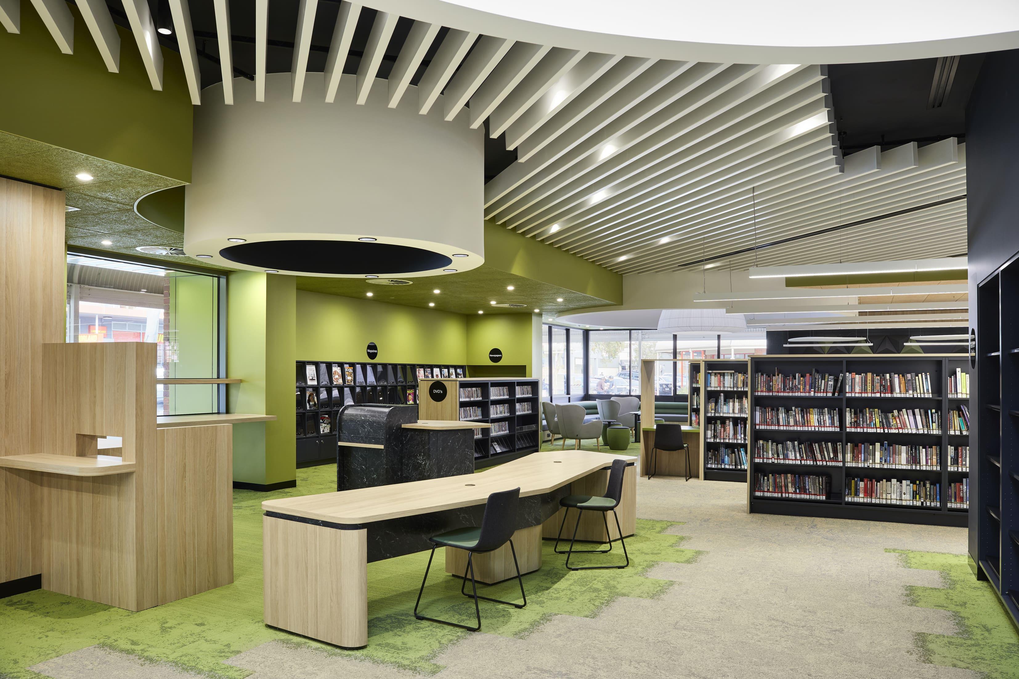 2Construct - Sandringham Library 01