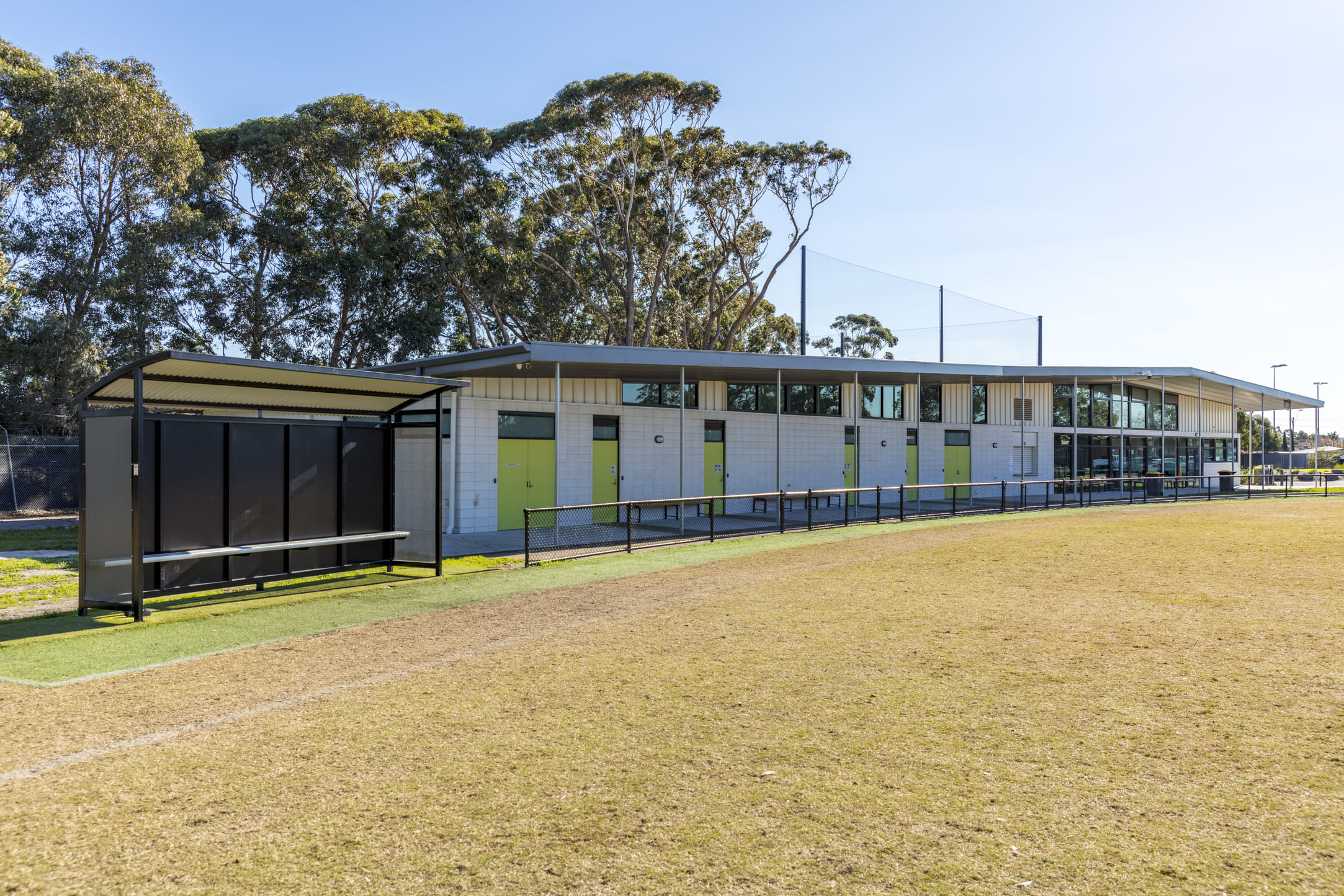 2Construct - Scammell Reserve Pavilion 01