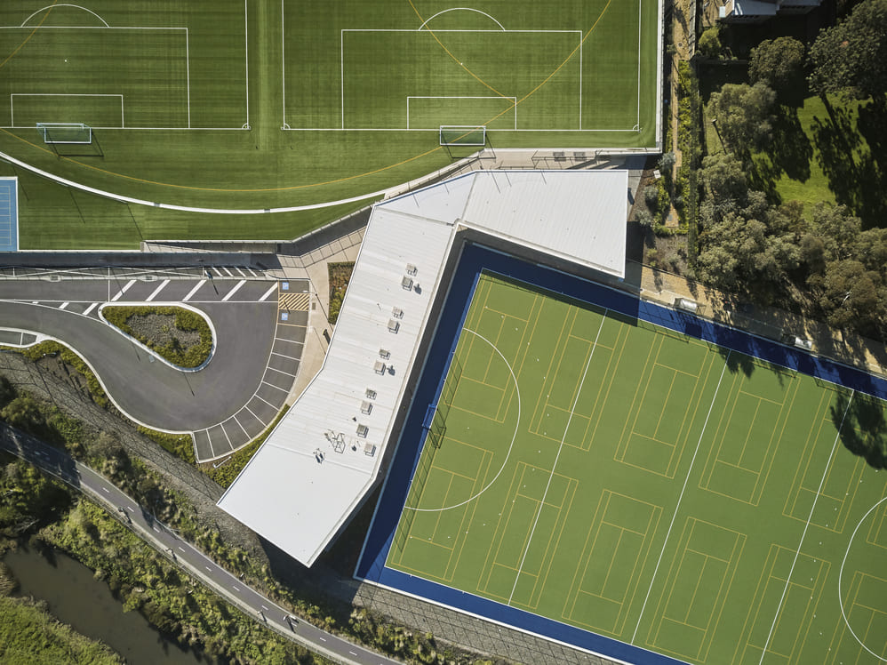 2Construct - St Kevins Training Ground 02